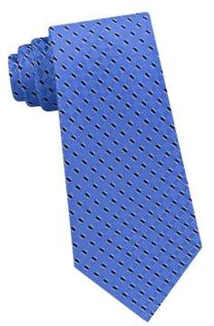 Lord & Taylor The Mens Shop Neat Silk Tie