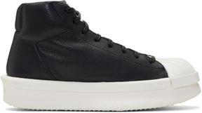 Rick Owens Black adidas Originals Edition Mastodon Sneakers