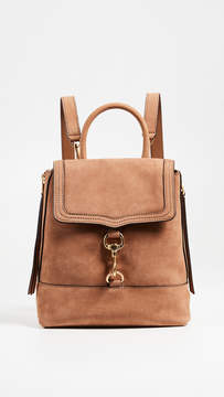Rebecca Minkoff Bree Convertible Backpack - ALMOND - STYLE