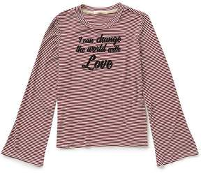 Copper Key Big Girls 7-16 Striped Pullover Top