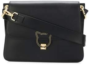 Karl Lagerfeld K/Katlock cross body satchel