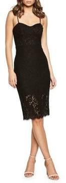 Bardot Pierre Lace Sheath Dress