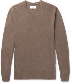 Hardy Amies Mélange Cashmere Sweater