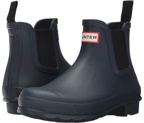 Hunter Original Chelsea Boots Women's Rain Boots