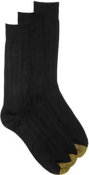 Gold Toe Men's Middleton Men's's Dress Socks - 3 Pack