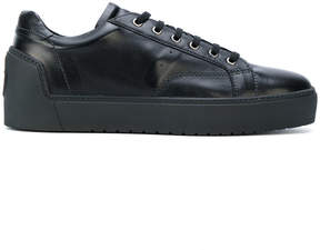Giorgio Armani low top lace-up sneakers