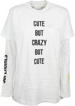 Chiara Ferragni Cute But Crazy But Cute T-shirt