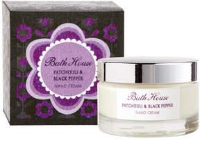 Bath House Patchouli Black Pepper Hand Cream by 50ml Cream)