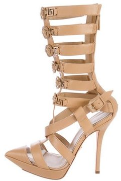 Versace Gladiator Medusa Sandals