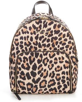 Kate Spade Watson Lane Hartley Leopard Backpack - MULTI - STYLE