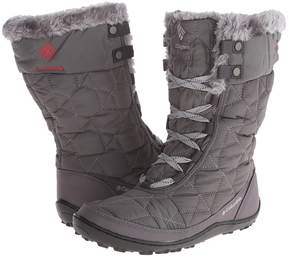 Columbia Minxtm Mid II Omni-Heattm Women's Hiking Boots