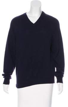 Brooks Brothers Cashmere Long Sleeve Sweater