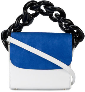 Marques'almeida oversized chain shoulder bag