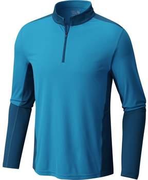 Mountain Hardwear Photon Zip T-Shirt