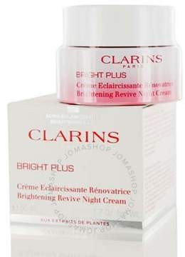 Clarins Bright Plus Brightening Revive Night Cream 1.7 oz (50 ml)