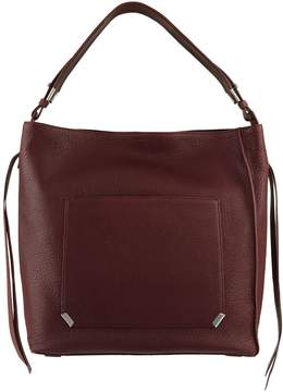 AllSaints Leather Vincent North South Tote