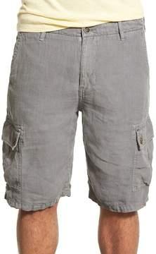 Lucky Brand Linen Cargo Short