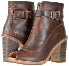 Timberland Marge Buckle Peep Toe Women's Boots