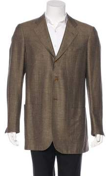 Luciano Barbera Wool & Cashmere Blazer