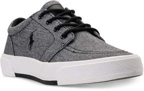Polo Ralph Lauren Boys' Faxon Ii Casual Sneakers from Finish Line