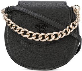 Versace Palazzo curved crossbody bag