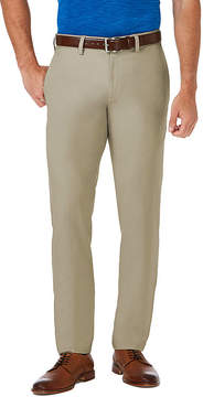 Haggar Cool 18 Pro Slim Fit Flat Front Pants