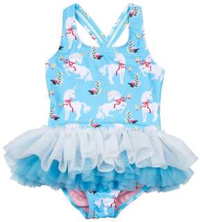 Rock Your Baby Unicorn One Piece Swimsuit