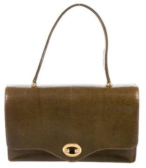 Hermes Boutonniere Bag - GREEN - STYLE