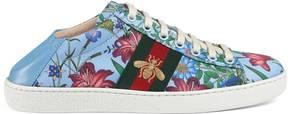 Gucci Ace New Flora print sneaker
