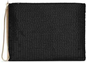 Christy Beaded Clutch