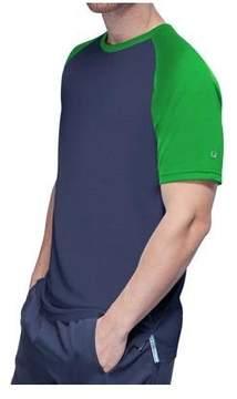 Fila Men's Club Raglan Crew T-Shirt