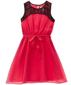 Blush by Us Angels Girls' Pink Dress