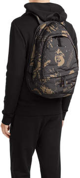 Maison Margiela Printed Fabric Backpack