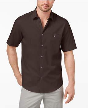 Alfani Men's Solid Pocket Shirt, Created for Macy's