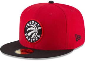 New Era Toronto Raptors 2 Tone Team 59FIFTY Cap
