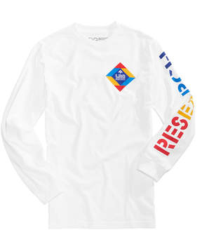 Lrg Men's Research Box Graphic Long Sleeve T-Shirt