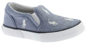 Polo Ralph Lauren Infant Boys' Bal Harbour Chambray Sneaker - Toddler