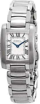 Ebel Brasilia Silver Dial Stainless Steel Ladies Watch