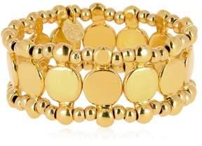 Philippe Audibert Zacharie Gold Stretch Bracelet