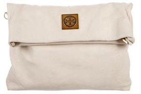 Tory Burch Louiisa Messenger Bag - WHITE - STYLE
