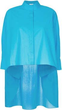 DELPOZO flared blouse
