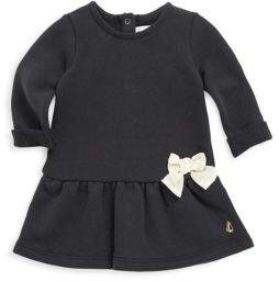 Petit Bateau Baby's Linera Long Sleeve Dress