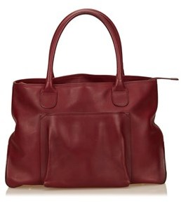 Lancel Pre-owned: Leather Handbag.