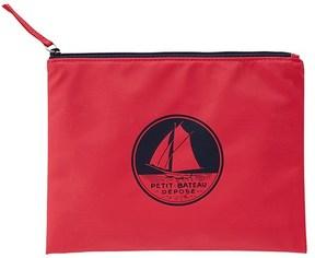 Womens plain waterproof clutch bag