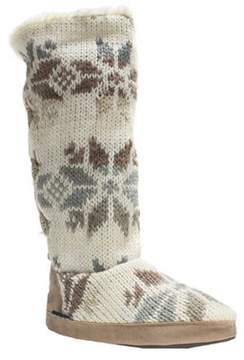 Muk Luks Women's Maleah Slipper Boot