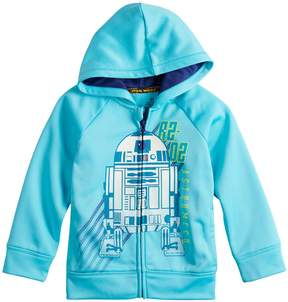 Star Wars Jumping Beans Toddler Boy R2D2 Raglan Hoodie