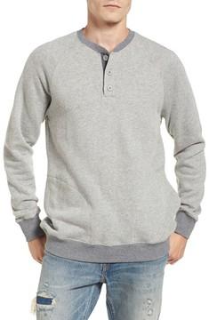 RVCA Men's Capo Henley Pullover