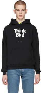 Balenciaga Black Think Big Hoodie
