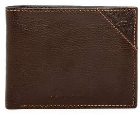 Robert Graham Pledge Leather Bifold Wallet