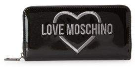 Love Moschino Logo Continental Wallet